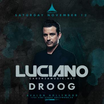 Luciano, Droog: Main Image
